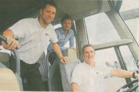 Flixbus voyage avec Audouard
