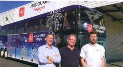 Audouard Voyages, nouvelle génération